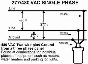 480 Volt Motor Wiring Diagram