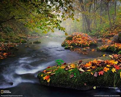 Geographic National Nature Fall Wallpapers Autumn Landscape