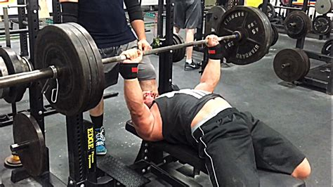 How Many Reps For Bench Press by Bench Press 310x4 345x1 Starting To Pause All