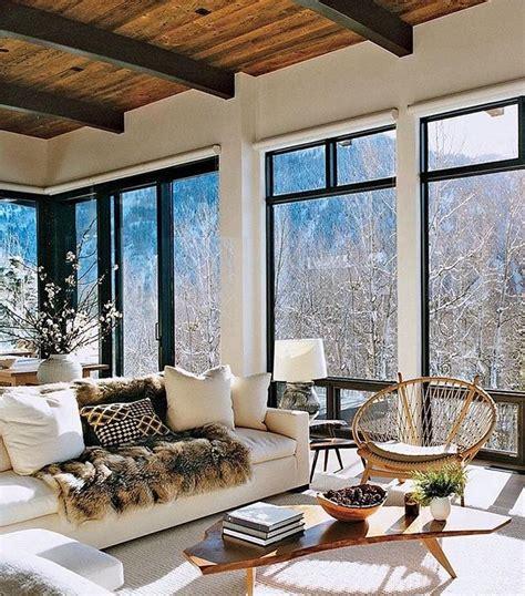 Home Design Ideas Cozy by Modern Cozy Mountain Home Design Ideas 30 Decomagz