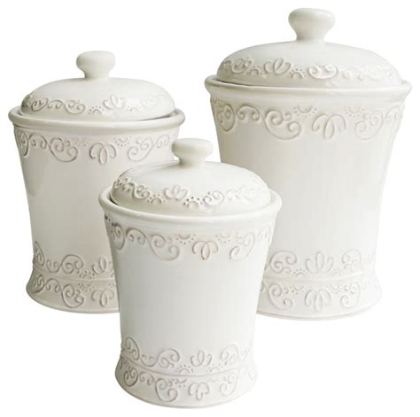contemporary kitchen canisters scroll canisters set contemporary kitchen