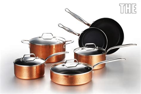 cooking pan set copper pots pans  sale
