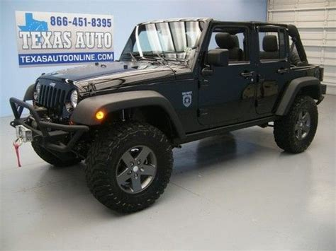 Call Of Duty Jeep Rubicon by Purchase Used We Finance 2011 Jeep Wrangler Unlimited