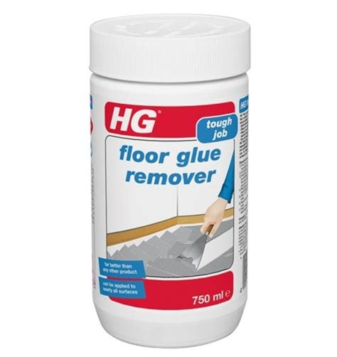 floor glue remover hg hagesan click cleaning uk