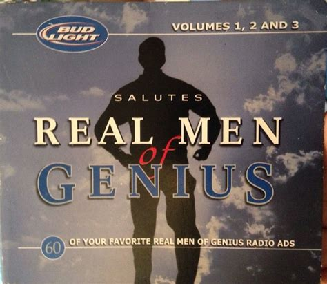 Bud Light Real Of Genius by Budweiser Radio Shop Collectibles Daily