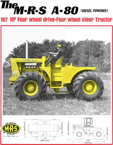 mrs prototype construction tractor ih construction equipment power magazine community