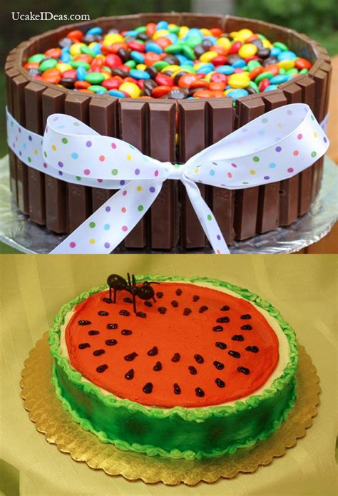 easy cake ideas simple cakes cake ideas and cake designs on pinterest