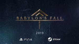 Square Enix just announced Babylon's Fall by PlatinumGames ...