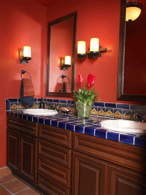 cool  bold red bathroom design ideas digsdigs