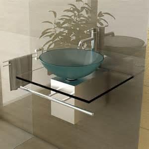 designer waschtisch modern design glas waschtisch edelstahl waschbecken milch waschtisch eur 278 90 picclick de