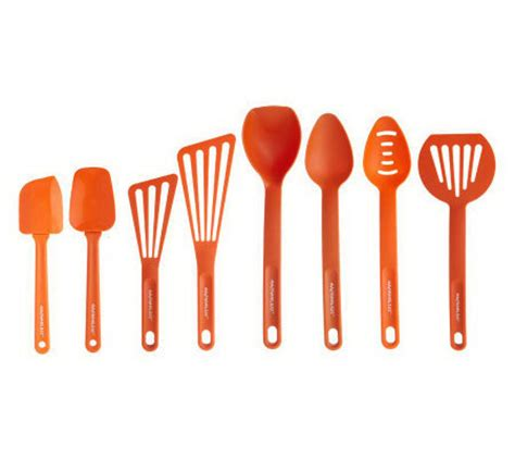 qvc kitchen gadgets rachael 8 kitchen utensil set qvc