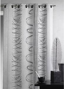 Rideaux Design Contemporain : rideau contemporain tous les objets de d coration sur ~ Teatrodelosmanantiales.com Idées de Décoration