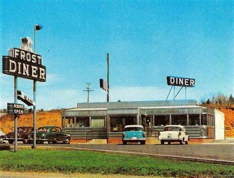 images  vintage diners restaurants cafe
