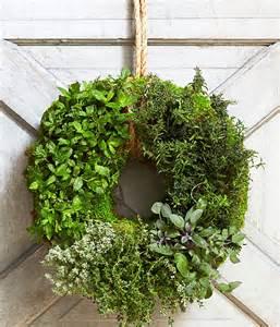 Herb Garden Wreath