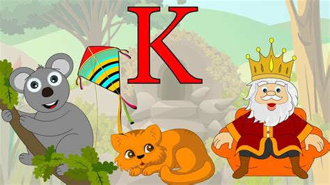 Learn About The Letter K