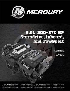 Genuine Mercury  U0026 Mercruiser Parts  6 2l Factory Service