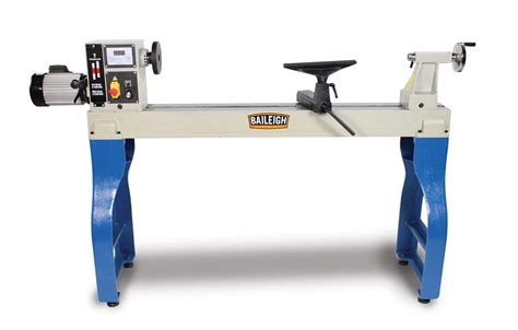 variable speed wood lathe wl  baileigh industrial
