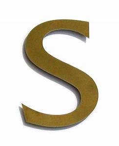 gold stainless steel letters a sign makers blog With stainless steel letters