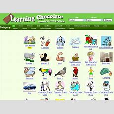 Learning Chocolate Vocabulary Learning Games Englishguideorg