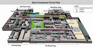 Qiao Family Compound, Qiao's Courtyard, Pingyao, Shanxi