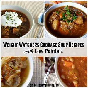 Weight Watchers Punkte Berechnen 2015 : weight watchers cabbage soup diet recipes w points recipes with cabbage cabbages and recipes ~ Themetempest.com Abrechnung