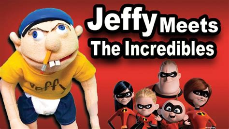 Jeffy Meets The Incredibles!