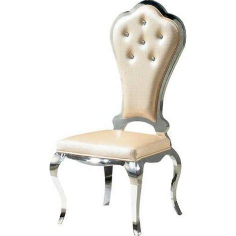 lot de 6 chaise couleur blanche achat vente lot de 6 chaise couleur blanc chaise salle a
