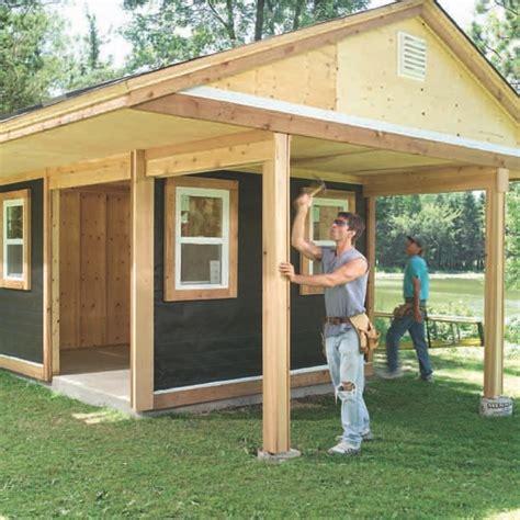 rustic shed plans   build diy