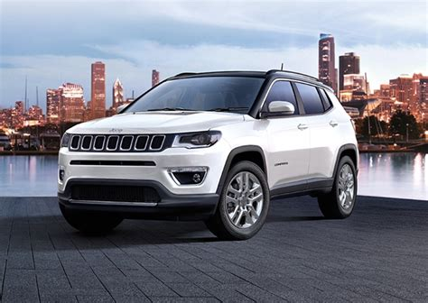 jeep compass price jeep compass to launch in august price specs variants