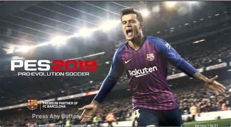 PES 2019 Demo Start Screen For - PES 2017 & PES 2018 ...