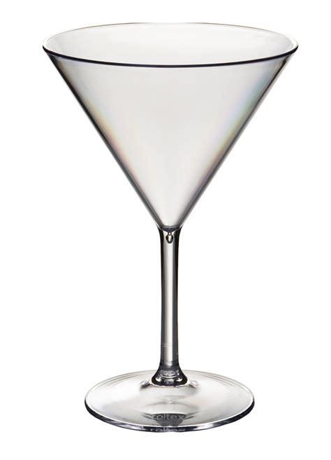 martini glass polycarbonate cocktail glasses set 6 cocktail martini
