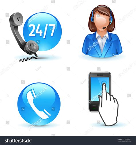 call iphone support customer service support phone callcenter mobile stock