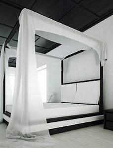 Schlafzimmer Aus Holz : 50 coole ideen f r himmelbetten aus holz im schlafzimmer ~ Sanjose-hotels-ca.com Haus und Dekorationen