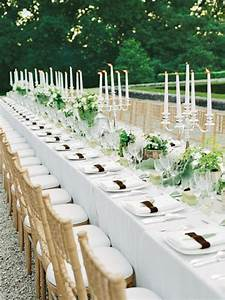 Wedding Table Settings And Centerpieces Ideas And Pictures
