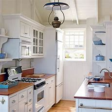How To Remodel Small Galley Kitchen  Modern Kitchens