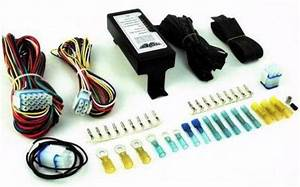 Complete Ultima Led Electronic Wiring System Harness Kit