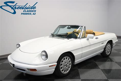 1991 Alfa Romeo by 1991 Alfa Romeo Spider Veloce For Sale 76725 Mcg