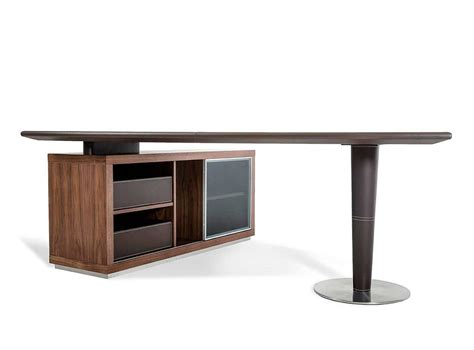 contemporary bureau desk modern office desk and side storage cabinet desks
