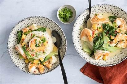 Dinner Healthy Thai Shrimp Coconut Idea Pot
