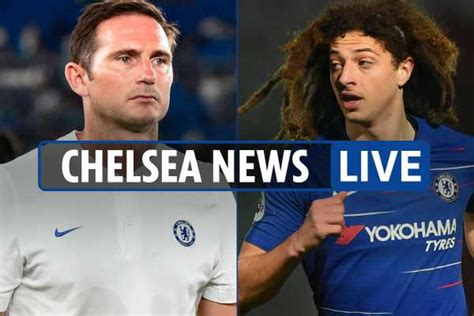 10.30am Chelsea transfer news LIVE: Lampard impressed by ...