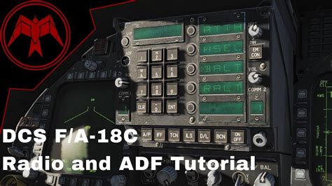 Me Format by Dcs F A 18c Hornet Radio And Adf Tutorial