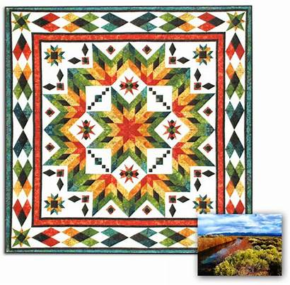 Taos Quilt Block Month Kits Whirligig Designs