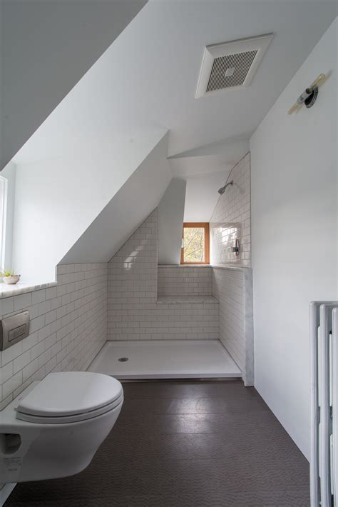 Small Attic Bathroom Ideas by Bathroom Shower Attic Loft Eaves Ideas For The House In