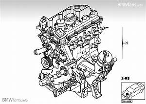 Short Engine Bmw 3 U0026 39  E46  320d  M47   U2014 Bmw Parts Catalog