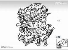 Short Engine BMW 1' E87, 120d M47N2 — BMW parts catalog