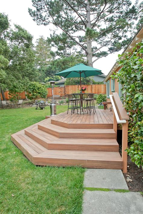 How far is pebble beach from lax? Pebble Beach Remodel - Traditional - Deck - San Francisco ...