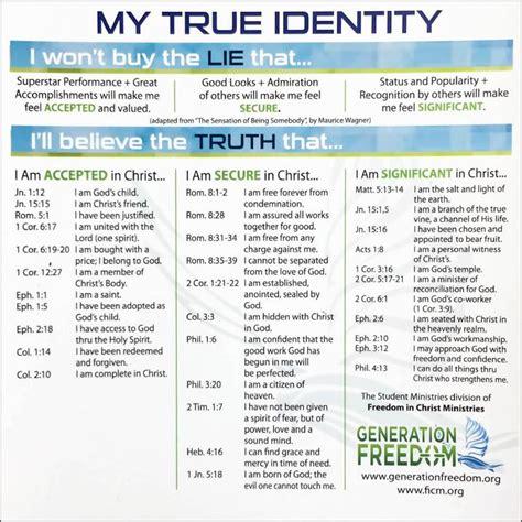 identity magnet 12 pack