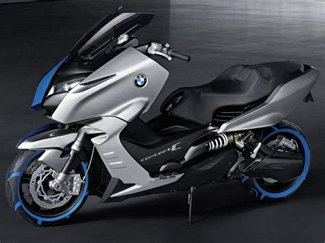 Bmw Scooter by Bmw And Honda Ready New Scooters For 2012