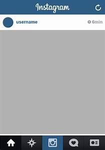 Instagram App Complete Vector UI