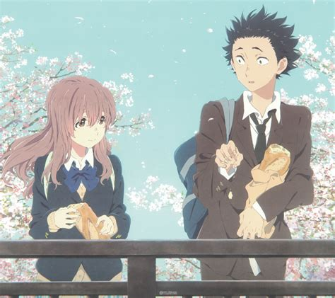 2017 Anime Wallpaper - anime 2017 koe no katachi wallpaper 57461 wallpaper